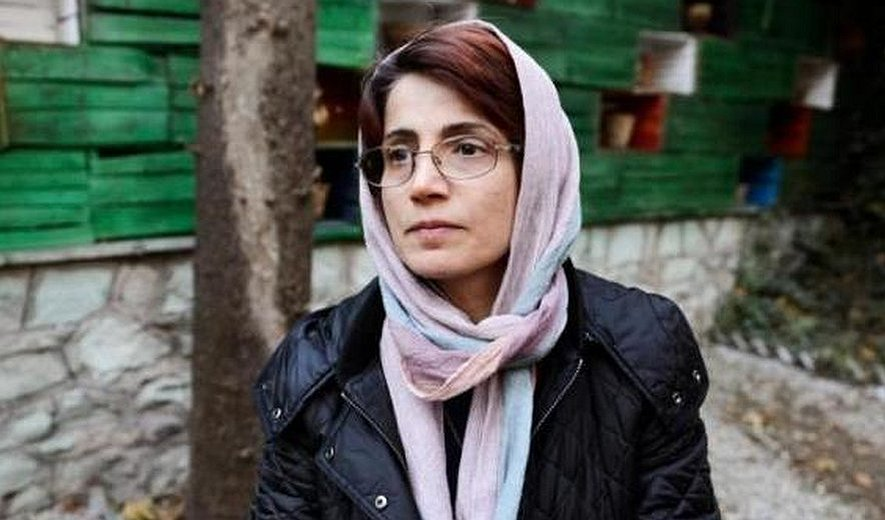 Iran: 33 Years Prison Term for Human Rights Lawyer Nasrin Sotoudeh