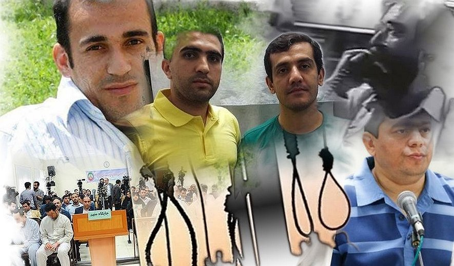 "Executions in Iran for ""Moharebeh"" and ""Corruption on Earth"" in 2018"