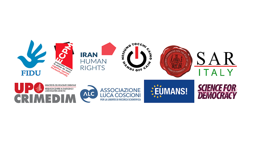 Letter to EU by International Organisations: Save Ahmadreza Djalali